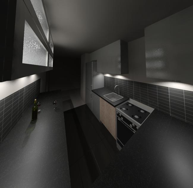 Arkon Atelier sp z o o » Projekt aranżacji kuchni